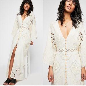 ⚡️FLASH SALE⚡️NWT FP Summer Girl Maxi Dress